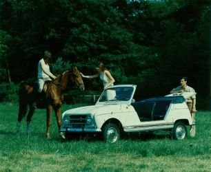 horse (France, 1969)
