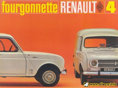 Allez Y Vous Tes En Renault 4