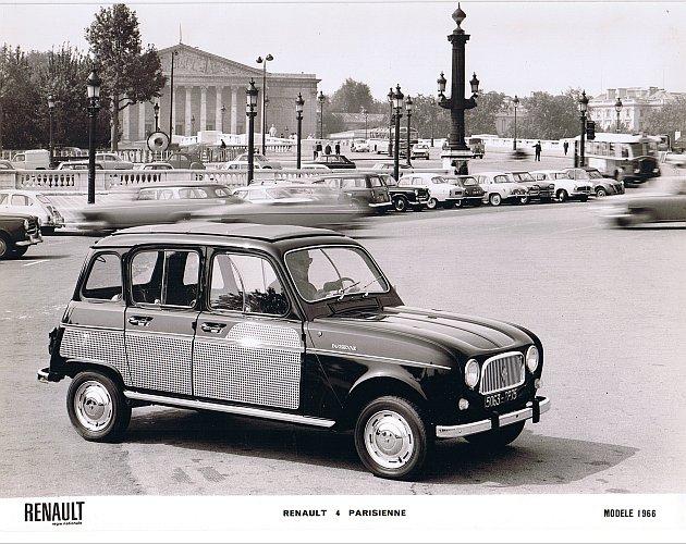 Turbo Allez-y Vous êtes en Renault 4! BK75