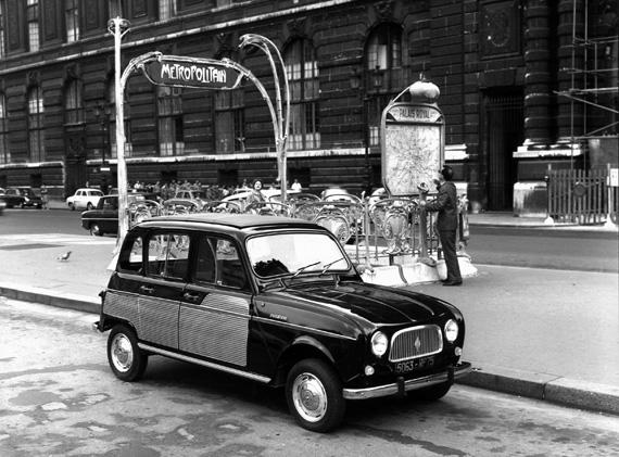 Bevorzugt Allez-y Vous êtes en Renault 4! EB45